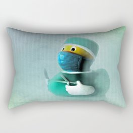 Ready for takeoff? Rectangular Pillow