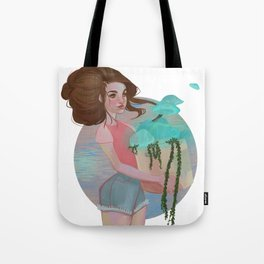 Jelly Jar Tote Bag
