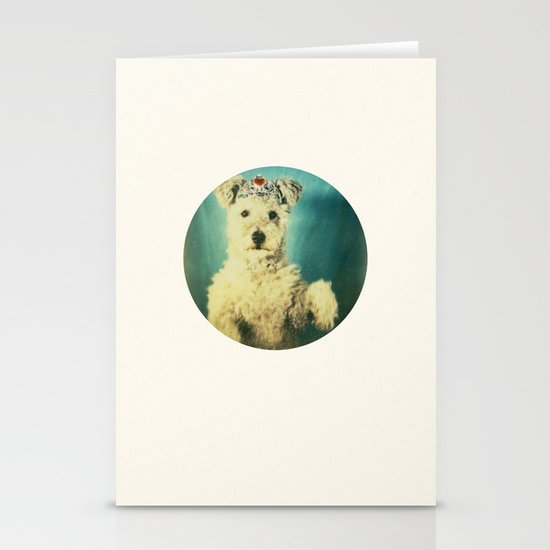 le Queen Stationery Cards