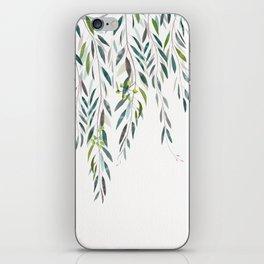 Eucalyptus - Gully gum iPhone Skin