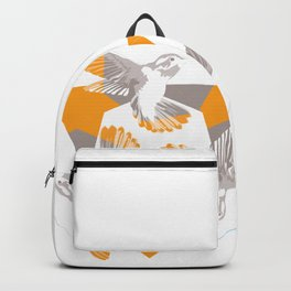 Humming Birds Backpack