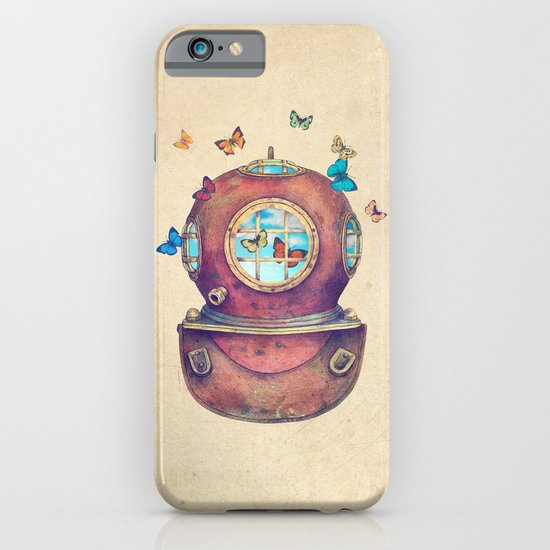 Inner Space iPhone & iPod Case
