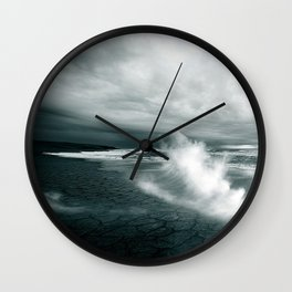 Sea of Izabella Wall Clock