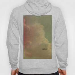 Once Upon a Time a Little Boat Hoody