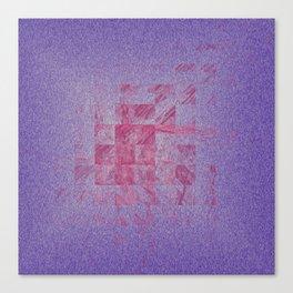 Bauhaus null null zwei Canvas Print