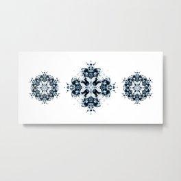 NOXY BLUE II Metal Print