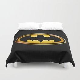 BAT - MAN Duvet Cover