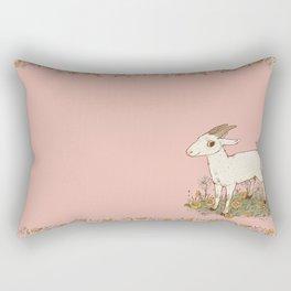 GOAT Rectangular Pillow