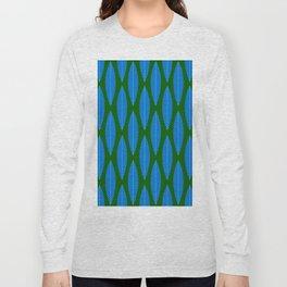 Leaf Pattern_002 Long Sleeve T-shirt