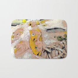 Fish Lichtenstein #1 Bath Mat