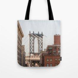 Dumbo Brooklyn Tote Bag