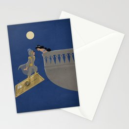 The Magic Carpet Stationery Cards