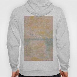 "Claude Monet ""Charing Cross Bridge"" (II) Hoody"