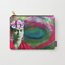Frida Love's Freeda Carry-All Pouch