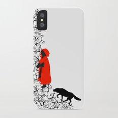 Little Red Slim Case iPhone X