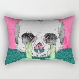 Reverie in Colour Rectangular Pillow