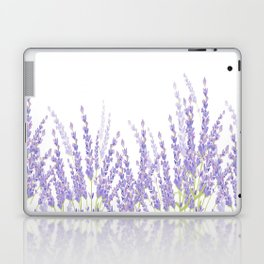 Lavender in the Field Laptop & iPad Skin