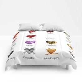 Love the classics Comforters