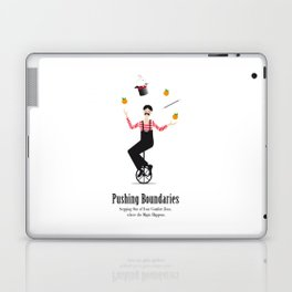 Get Out of Your Comfort Zone Laptop & iPad Skin