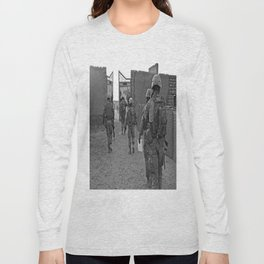 Oscar Mike (please read description for this pic) Long Sleeve T-shirt