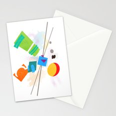 Rocko's Modern Art Stationery Cards