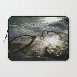 A Place Near the Sea. Laptop Sleeve