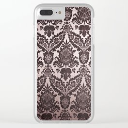 vintagePhone Clear iPhone Case