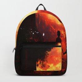 both at dusk Backpack