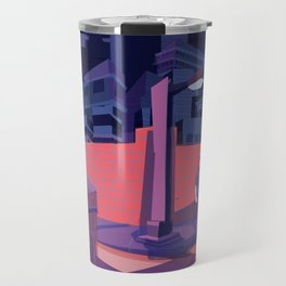 Federal City Lonely in the Night Travel Mug