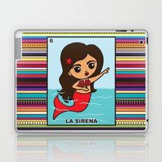 La Sirena Laptop & iPad Skin