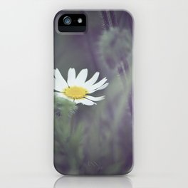 Miss Daisy iPhone Case