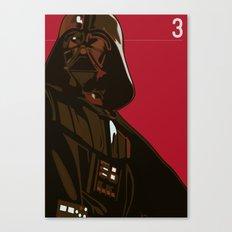 Episode 3 Canvas Print