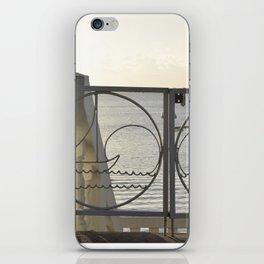 gates iPhone Skin