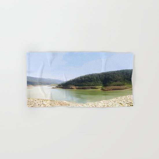 Thomson Reservoir  Hand & Bath Towel