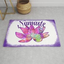 Namaste Lotus Rug