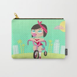Miami Bitch Carry-All Pouch