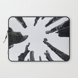 Circle of Trees Laptop Sleeve