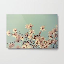 Spring Skies Metal Print