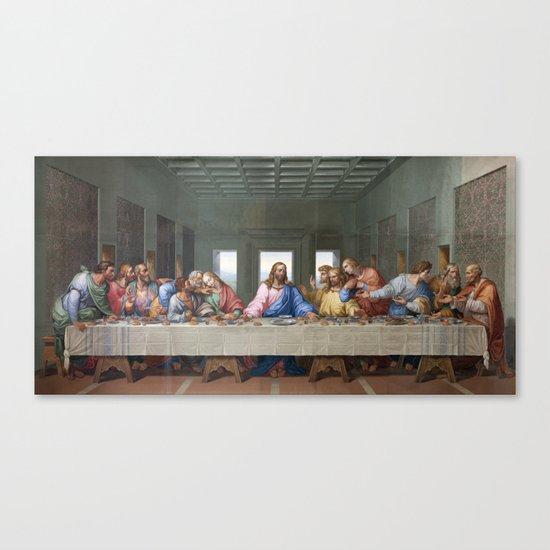 the last supper by leonardo da vinci art essay The renaissance sparked a revolution in art  the last supper by leonardo ad  vinci, created during the renaissance, exhibits many of those.