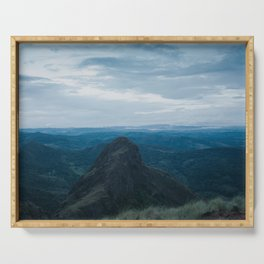 Cerro Pelado, Costa Rica Serving Tray