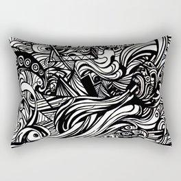 REM 4 Rectangular Pillow