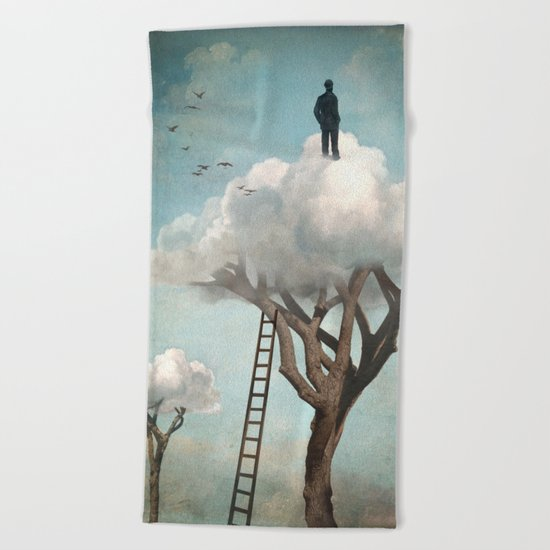The Great Escape Beach Towel