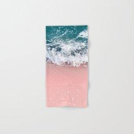 Ocean Beauty Dream - Crashing Waves #1 #wall #decor #art #society6 Hand & Bath Towel