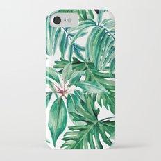 Tropical jungle iPhone 7 Slim Case