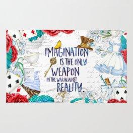 Alice in Wonderland - Imagination Rug
