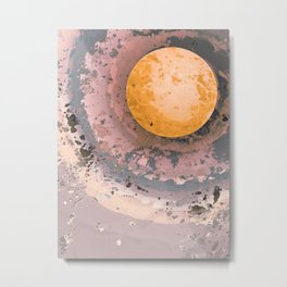 Dust 02 - Post Biological Universe Metal Print
