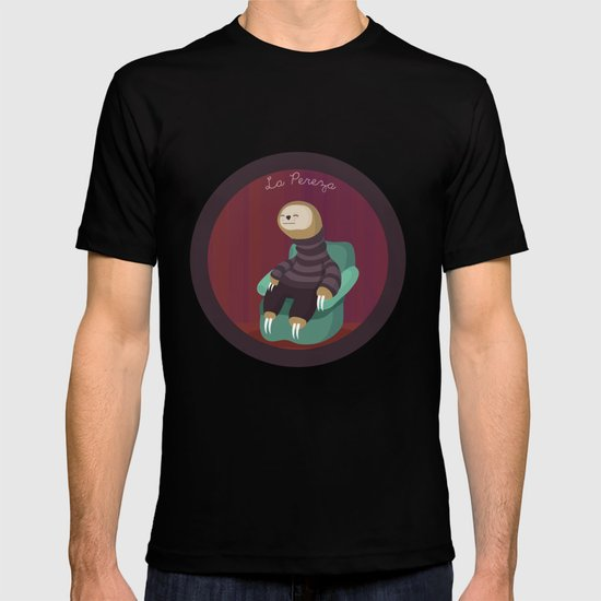 7 deadly sins Sloth T-shirt