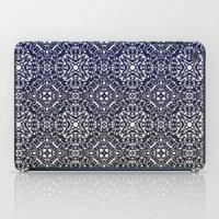 wallpaper iPad Cases featuring Wallpaper by MinaSparklina