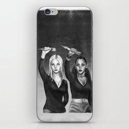 Slay The Patriarchy iPhone Skin