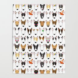 All The Bullies Poster